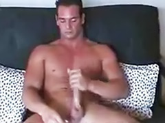 Big cock solo cum, Harder, Bigger, Male big cock solo