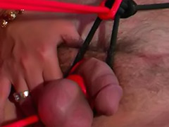 Latex femdom, Latex bondage, Latex asians, Hurts, Hurted, Femdom couple