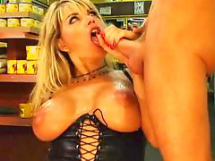 Vicky vette, Produce, Hot cougar, Dps, Dp, Cougars,