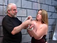 Tits mature, Tits bondage, Tit bondage, The big tits, To big, Slave mature