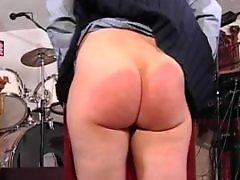 Threesome blonde, Butts, Blonde threesome, Blonde spanked, Blonde bdsm, Butt