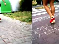Voyeur feet, Sexy foot, Mature foot, Mature fetish, Mature feet, Matur feet