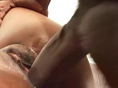 Ebony pussy licking, Ebony licking pussy, Deep vagina