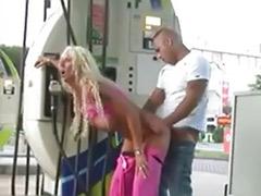 چند جنس, پمپ بنزین, ایستگاه, سکس شهوتی