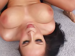 Gianna-michaels, Gag on cum, Cum on her tits