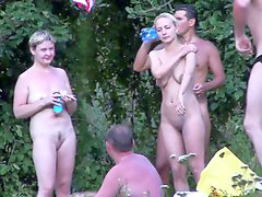 S cute, S-cute, Saggy tıt, Nudists, Nudistic, Nudiste