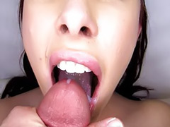 Threesome pov, Threesome cum swallowing, Redhead swallow, Redhead pov blowjob, Red haire, Red hair