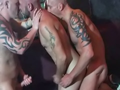 Tattoo gay, Tattoo anal, Wanking big cock, Sauna wank, Sauna gay, Sauna anal