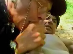 Young lovers, Licking granny, Lovers cum, Lover young, Old vagina, Horny grannies