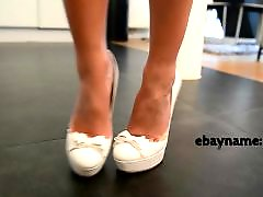 Upskirt teen, Teen heels, High heels, High teen, French teens, French teen