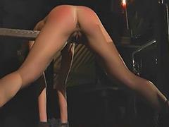 항문 노예, 항문때리기, 엉덩이 스팽킹, 엉덩이 항문 체벌, 성노예, 상노예