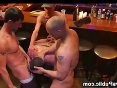 Huge group, Bar sex, Public group, Public bar sex, Sex bar, In bar