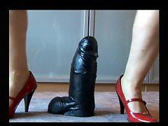 Lesbian, Black, Feet