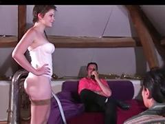 Stockings gangbang, Stockings anal, Stocking anal, Stocking cum, Frenche anal, French stockings anal