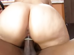 Threesome bbw, Angelina castro, Bbw threesome