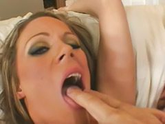 Sucking her tits, Milf deepthroat, Facial mouth, Deep suck, Deep mouth, Big tits mouthful