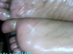 Soles oily, Sole, Oily, Foot soles, Ebony foot, Black foot