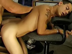 Piercing gay, Office gays, Office gay, Gay piercing, Gay office cum