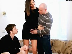 Meeting, Hubby, Lover, Cuckold hubby