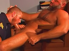 Police sex, Police office, Police, Office horny, Gay office cum