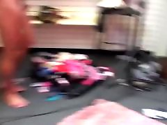 Toy car, While, Sex in car, Sex handjob, Sex oral, Masturbate while