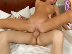 Teen rimming, Hot teens anal