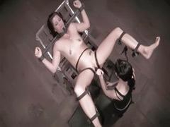 Lesbian bondage, Bondage lesbian, Bondage, Bondag, Assylum