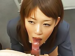 Testing, Japanese group blowjob, Japanese ass