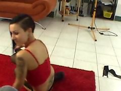 Tattooing, Tattooed, Tattoo, Sexy stocking, Lapdancing, Lapdancer