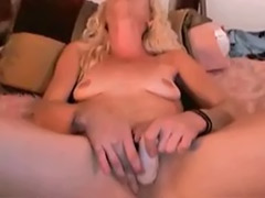 Webcam dildo blonde, Enough, Cant