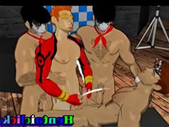 Sex cartoon هنتاي, Hentai gangbang, Gangbang gay, Cartoon sex, Cartoon hentai, Cartoon gays