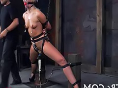 Taught, Submission, Submissive, Farming girl, Bondage solo, Bondag solo