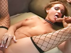 Lee ann, Anne threesomes