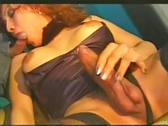 Redhead shemales, Shemale redhead, Shemale on shemale sex, Shemale on shemale blowjob, Shemale lingerie, Shemale cums on shemale