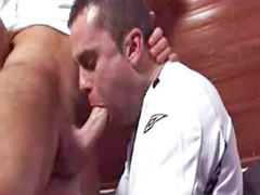 Trailer, Dirty anal, Trailers, Gay footjob