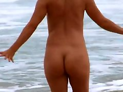 Redhead amateur, Public german, German redhead, German public, German amateur, German nudist
