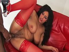Stocking ebony, Up stocking, Oiled up, Oiled tits, Oiled sex, Oil sex