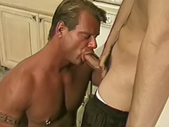 Anal kitchen, Really sex, Piercing gay, Kitchen cum, Gay piercing, Boy sexi