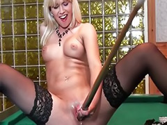 Twat, Tits solo, Toy girl, Stockings solo girls, Stockings solo, Stockings blonde