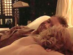 Scott, Blond hd, Nude scene, Kristin