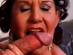 Grannies anal, Young&old anal, Young and anal, Young anal fuck, Old young threesome, Old young sex threesome
