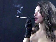 Lingerie, Cigarettes, Cigarette