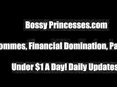 Spoiled, Dominations, Domination, Dominate, Dominator, B us