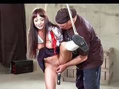 Toys bondage, Stocking japanese, Shaved stockings, Japanese stocking, Japanese shaving, Japanese education