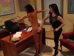 Spanking lesbians, Spanking lesbian, Spanked femdom, Spank office, Lesbians spanking, Lesbians office