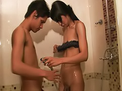Wank with, Shemales black, Shemale handjob shemale, Shemale black cock, Handjobs asian, Handjob black