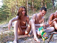 Russian e, Nudists, Nudistic, Nudiste, Happy, Amp