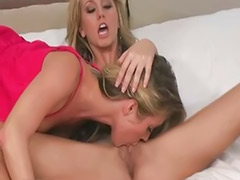 Glamour stockings, Blonde lesbians fuck, Lesbian high heel fuck