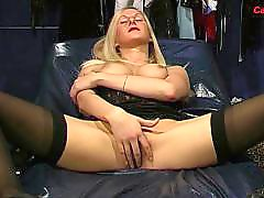 German hot, German brunette, German blond, German masturbate, Brunette and blonde, Blonde german