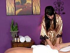 Teen massage, Teen massag, Kimmie, Kay, Blowjob massage, Boss blowjob